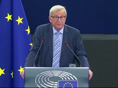 Thomas Cook, Juncker, Extremism, Turkey-Syria