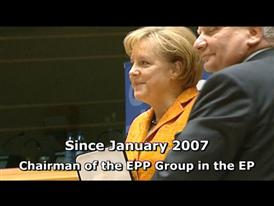 Joseph Daul Elected as the New EPP President