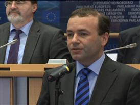 Manfred Weber is elected EPP Group Chairman