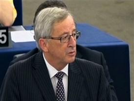 Juncker wins EC President vote, seeks consensus