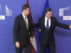 "Dombrovskis: economic and monetary union more ""robust"" but social inclusiveness needs work"