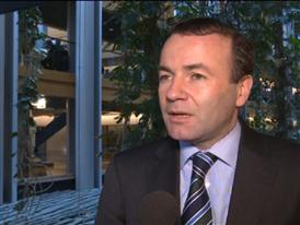 We have act now on Juncker investment plan, says Manfred Weber