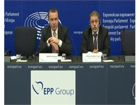 Plenary roundup: EPP Group on migration - youth employment, e -call and plastic carrier bags.