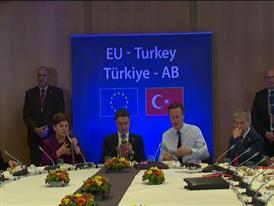 EU-Turkey summit - Women's rights - PNR vote delay