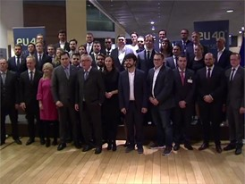 Young MEPs and MPs consider how to counter populism in Europe
