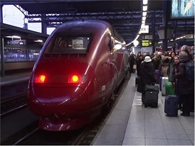 MEPs seek to boost railway passengers' rights