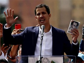 EPP Group leads the charge to recognise Juan Guaidó as interim President of Venezuela
