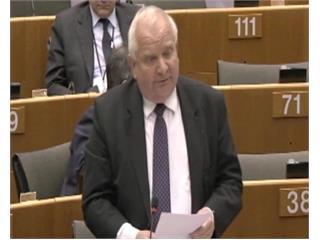 EPP Group chairman Joseph Daul Speech in the EP's on Europe Day