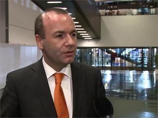 <b>EPP</b> TV Newsroom : Manfred Weber asks for an EP Counter ...