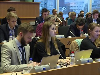 EPP Group MEPs debate the Pan-European Personal Pension Product (PEPP)