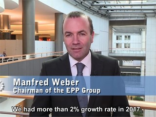 EPP Group backs a crisis-proof Euro on principles of Stability and Growth Pact