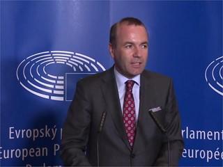 EPP's Weber on EU-Hungary showdown