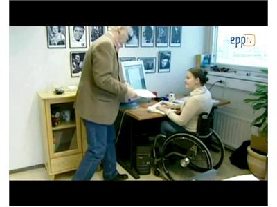 Europe Must Help People with Disabilities to Live Independently, EPP Group Says