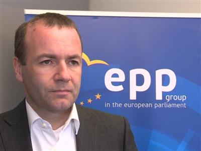 EPP Group Chairman Manfred Weber Accuses European Parliament Left Wing and Liberal Parties to Delay Anti-Terror Legislation (PNR)