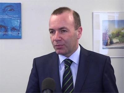EU needs a fresh start for a better future, says Weber