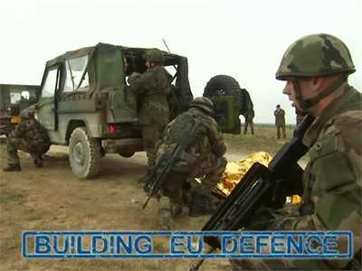 EU defence, Turkey report, new Digital Commissioner