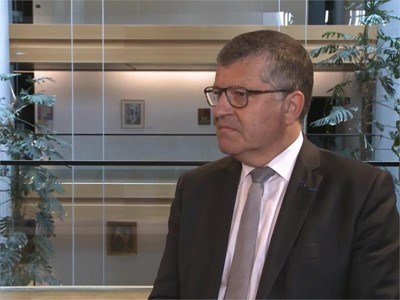 Europe needs to protect itself from damaging foreign investments, says Franck Proust