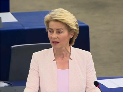 European Parliament elects Commission President, backs Venezuela talks