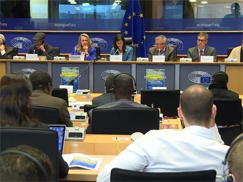 EPP TV Newsroom : EU must support minorities in Libya to end conflict