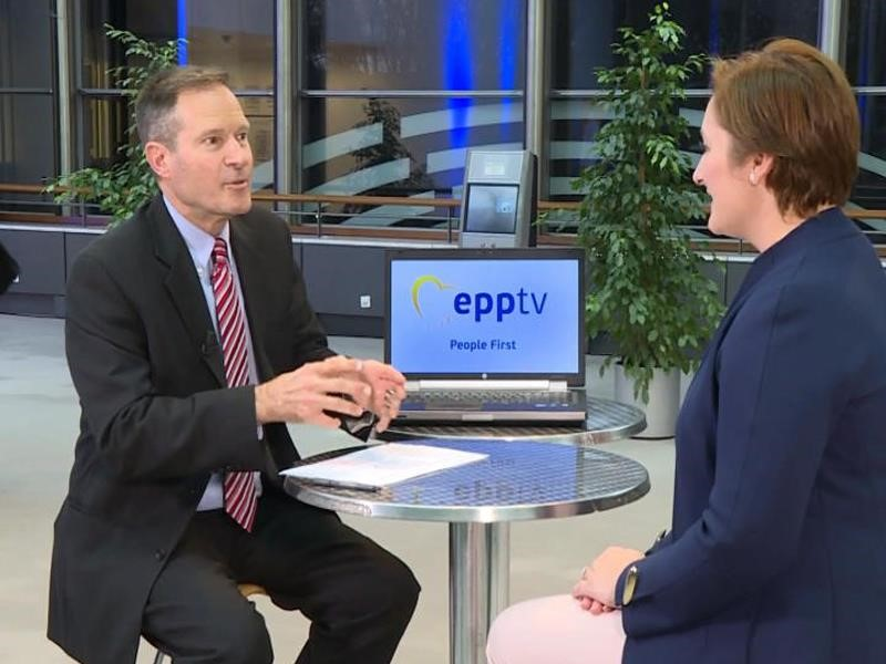 EPP TV Newsroom : Make Robotics Work for us, with Common EU ...