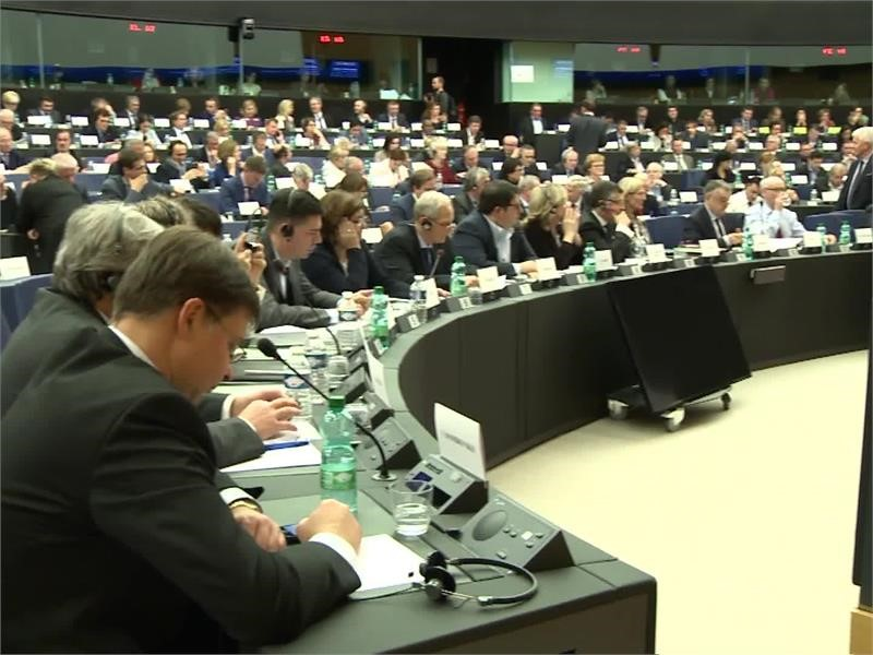 Building bridges in Parliament to elect <b>Antonio Tajani</b> as President