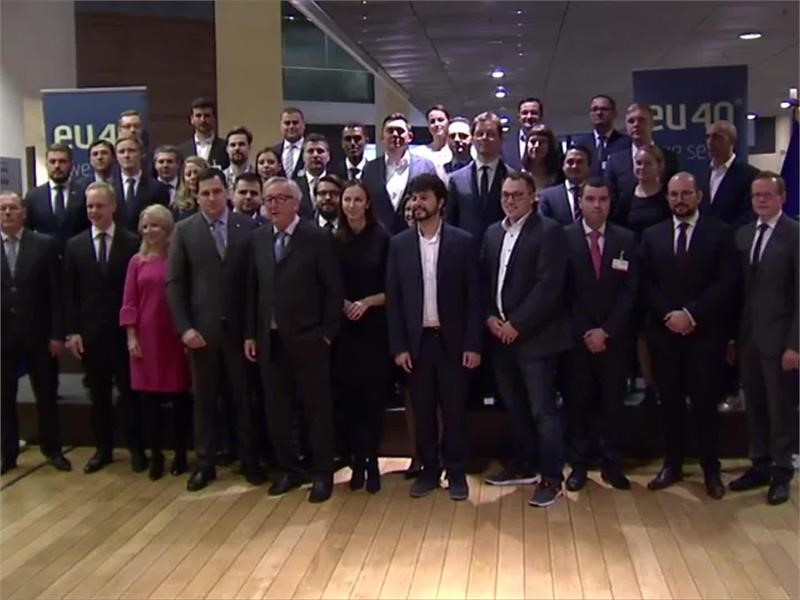 Young MEPs and MPs consider how to counter <b>populism</b> in Europe