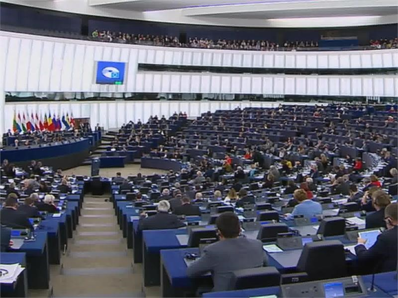 EPP TV Newsroom : Brexit, <b>EU</b> budget, US steel tariffs, digital ...