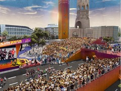 European Mile to bring athletes, culture to Breitscheidplatz square at Berlin 2018