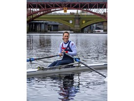 Scottish Rowing star Karen Bennett 10