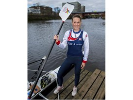 Scottish Rowing star Karen Bennett 11