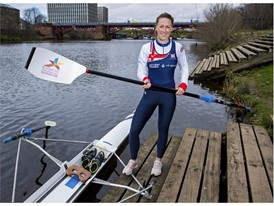 Scottish Rowing star Karen Bennett 12