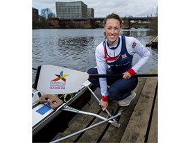 Scottish Rowing star Karen Bennett 14