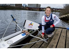 Scottish Rowing star Karen Bennett 15