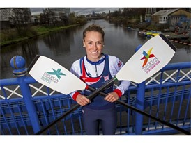Scottish Rowing star Karen Bennett 16