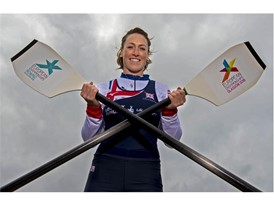 Scottish Rowing star Karen Bennett 17