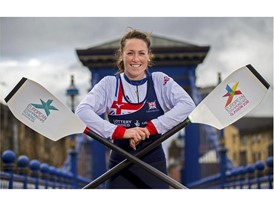 Scottish Rowing star Karen Bennett 19