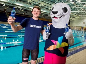 Strathmore water to make a splash at Glasgow 2018