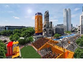 Berlin 2018 European Mile Venue CGI Images