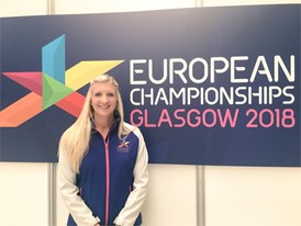 KITTED OUT! OLYMPIAN REBECCA ADLINGTON HELPS UNVEIL TEAM 2018 UNIFORMS