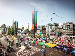 Glasgow 2018 Cycling Road Race and Time Trial routes revealed