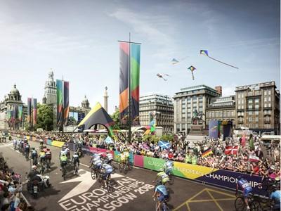 100 Days to Go until first multisport European Championships