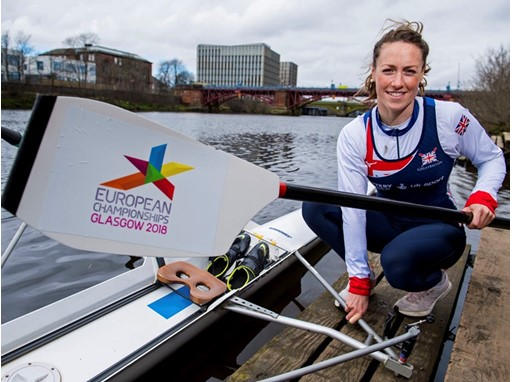 Scottish Rowing star Karen Bennett 13
