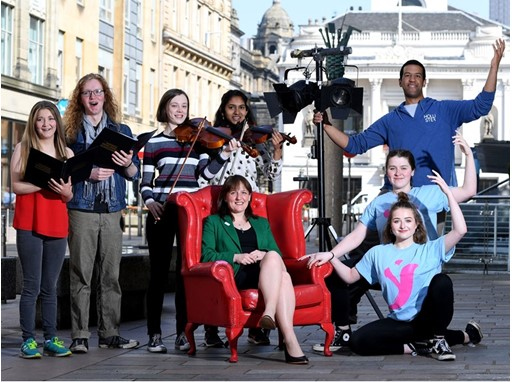 Festival 2018 to work with Scotland's Young Talent