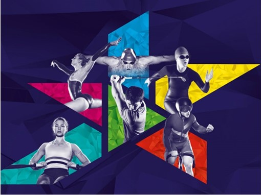 Glasgow 2018 Crystals athletes image