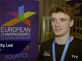 Matty Lee Interview (Long) - FINA World Championships 2017