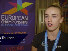 Lois Toulson Interview (Long) - FINA World Championships 2017