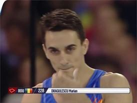 Marian DRAGULESCU - Romania - 2017 European Champion - Floor