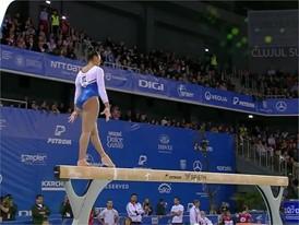 Elissa Downie - Great Britain - 2017 European All-around Champion