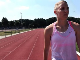 Athlete Portrait: Heptathlete Carolin Schaefer
