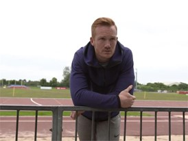 GBR Greg Rutherford Slo-Motion B-Roll (mute)